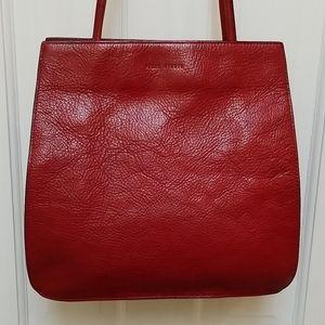 Wilson Leather Pelle Studio Italian Leather Bag
